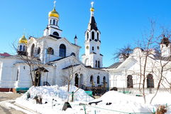 Orthodox Church in the Republic of Belarus. Stock Image