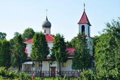 Orthodox Church in the Republic of Belarus. Stock Photo