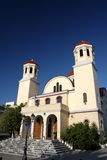 Orthodox church in Rethymnon Royalty Free Stock Photography