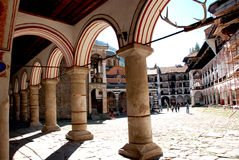 Orthodox Church. Rila Monastery Bulgaria Stock Image