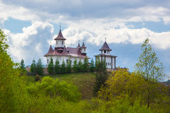 Orthodox Church in Romania, Transylvania Stock Photo