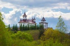 Orthodox Church in Romania, Transylvania Stock Photo