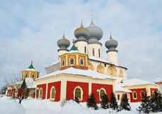 The orthodox church, Russia Royalty Free Stock Photography