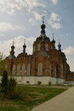 The Orthodox Church in Russia. Royalty Free Stock Photography