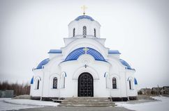 The Orthodox Church in Russia. Stock Photography