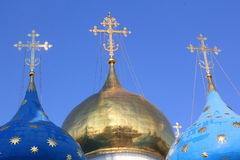 The Orthodox Church in Russia. Royalty Free Stock Image
