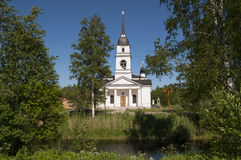 Orthodox Church in Russia. Stock Photography
