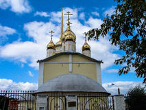 The Orthodox Church in Russia. Stock Photo