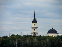 The Orthodox Church in Russia. Royalty Free Stock Photos