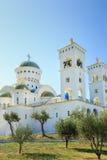 Orthodox Church of Saint Jovan Vladimir in Bar, Montenegro Stock Image