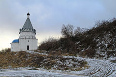 Orthodox church of Saint Kosma and Damian. Murom, Russia. Royalty Free Stock Image