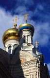 Orthodox Church of Saints Peter and Paul Royalty Free Stock Photos