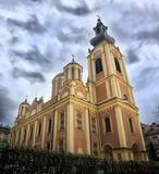 Orthodox church in Sarajevo Stock Photography