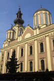 Orthodox church in Sarajevo Stock Images