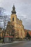 Orthodox church in Sarajevo Royalty Free Stock Photography