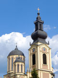 Orthodox church in Sarajevo Royalty Free Stock Photos