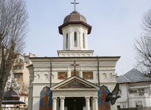 Orthodox Church Stock Image