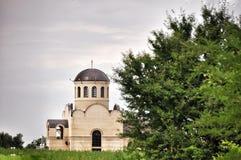 Orthodox Church. A small Orthodox Church in the village of Enem. Krasnodar region. South Russia Stock Photos