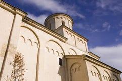 Orthodox church St. Ahilj Stock Photos