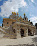Orthodox church of St. Mary Magdalene Royalty Free Stock Photo