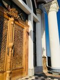 Orthodox Church of St. Nicholas. stock photo