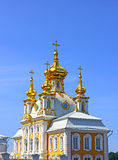 Orthodox church in St. Petersburg Stock Photography