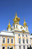 Orthodox church in St. Petersburg Royalty Free Stock Image