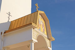 Orthodox church. Stock Photo