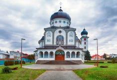Orthodox Church in Stropkov, Slovakia Royalty Free Stock Photography