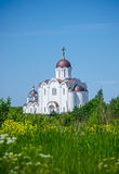The Orthodox church. In summer day Stock Photo