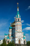Orthodox church on a summer day Stock Photography