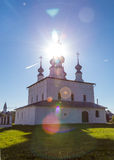 Orthodox church - Suzdal Russia Royalty Free Stock Photos