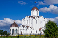 Orthodox church in Tallinn, Estonia Stock Photography