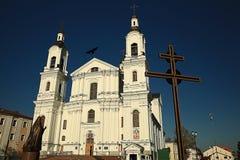 Orthodox church temple Stock Photo
