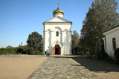 Orthodox church temple Stock Photo