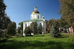 Orthodox church temple Stock Photos