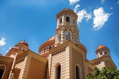 Orthodox Church in Thessaloniki Stock Photos