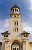 Orthodox church tower Royalty Free Stock Images