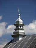 Orthodox church tower Stock Photos