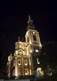 Orthodox church tower Stock Photos