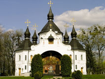 Orthodox church in Ukraine Stock Photos