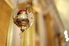Orthodox church utensils Stock Image