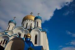 Orthodox Church. Uzhgorod Stock Images