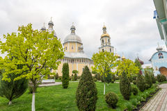 Orthodox church in the village of Bancheni Royalty Free Stock Photography