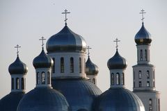 Orthodox churche Stock Image