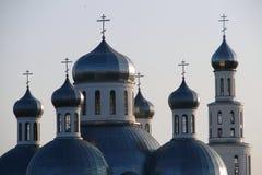 Orthodox churche Stock Image