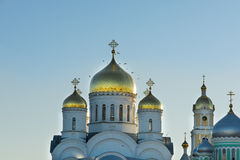Free Orthodox Churches In Russia Royalty Free Stock Photos - 61415678