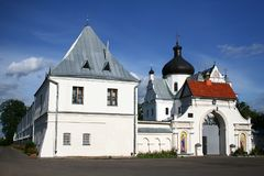 Orthodox Convent of St. Nicholas stock photography