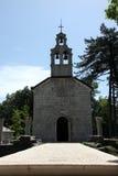 Orthodox court church in Cetinje, Montenegro Stock Image