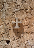 An orthodox cross. Stock Photos